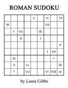 Roman Sudoku