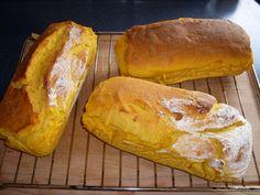 Kürbisstuten wie vom Bäcker