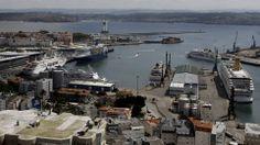 Récord histórico de cruceros en A Coruña. La voz de galicia