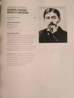 Proust's Essay on Pedersaty?
