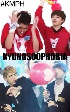 XD Kris and D.O (KyungSoo) || Nadie está seguro cuando D.O. ataca. Justo en la demanda :'( || EXO moments || Kyungsoophobia: It's a kind of phobia that you only can understand if you have suffered by being near that little and playful demon.