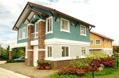 Bellefort Estates House and Lot for Sale in Molino, Bacoor, Cavite Philippines