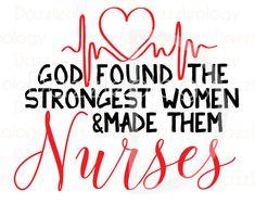 Verpleegkundigen Quote  God gevonden de sterkste door Dazzleology
