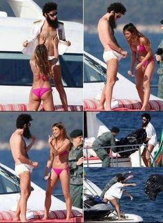 The Dictator funny scene Wtf Funny, Funny Facts, Funny Jokes, Hilarious, Funny Gifs, Terrible Jokes, Good Jokes, Boy That Escalated Quickly, Funny Photoshop Fails