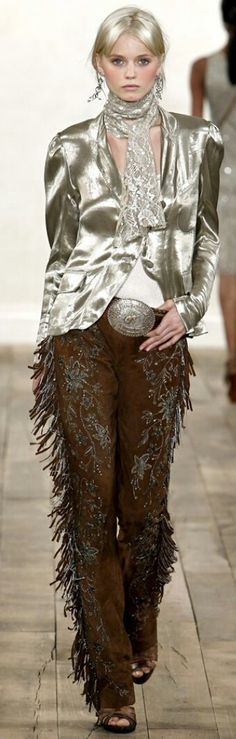 RALPH LAUREN SPRING 2011 READY-TO-WEAR