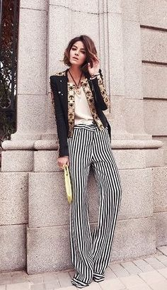 Couldn't skip this amazing blazer, even though I don't like the pants.