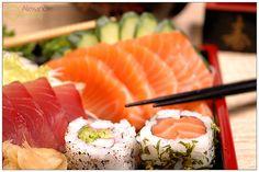 Sushi Dinner #BeautyCocktail