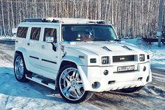 Hummer Cars, Hummer H3, Luxury Van, Bad To The Bone, Mercedes Benz Cars, Semi Trucks, Amazing Cars, Cool Cars, Dream Cars