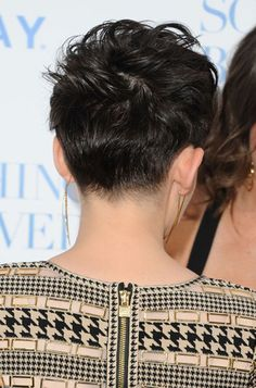 Ginnifer Goodwin Short Hair Back View