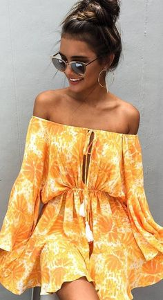 Cute Summer Outfits For Inspiration - My Cute Outfits Cute Summer Outfits, Spring Outfits, Trendy Outfits, Cute Outfits, Beach Outfits, Beach Dresses, Boho Fashion, Fashion Beauty, Fashion Outfits