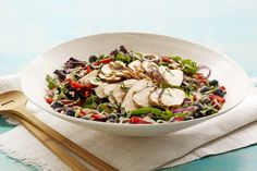 blueberry-balsamic-grilled-chicken-salad-118258 Image 1