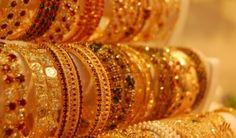 1 Gram Gold Plated Bangles at 6th IIFJAS
