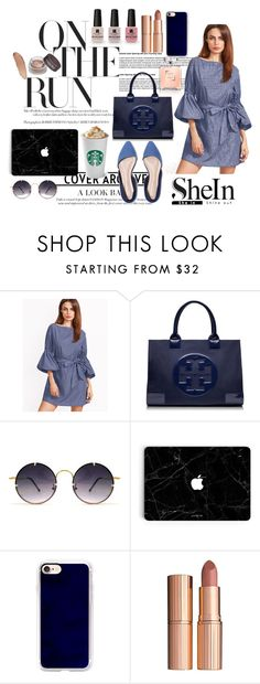 """""""Untitled #259"""" by sitiperenggi on Polyvore featuring Tory Burch, Victoria's Secret, Spitfire, Casetify and Charlotte Tilbury"""