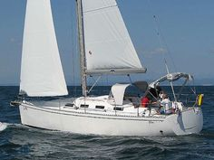 Charter sailing yacht Y-37, 3 cabins, 6+2 berths. Avaible for charter in Croatia.