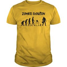 ZOMBIE EVOIUTION – HALLOWEEN T SHIRT | T-Shirts & Hoodies - Get Your Own a Shirt for Men & Women & Kids #tshirt #tee #cropped #tshirtprinting #clothing #beautiful #love #fashion #blackteeshirt #boutique #graphics #artwork #logo #hoodiedesigns #hoodie #beautiful #designs #adultfashion #fun #happy #style #cool #funny #halloween