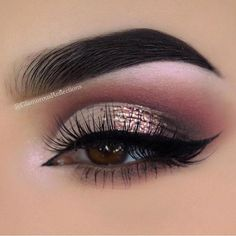 14 Shimmer Eye Makeup Ideas for Stunning Eyes - - 14 Shimmer Eye Makeup Ideas for Stunning Eyes Beauty Makeup Hacks Ideas Wedding Makeup Looks for Women M. Makeup Hacks, Makeup Goals, Makeup Inspo, Makeup Inspiration, Beauty Makeup, Makeup Ideas, Makeup Tutorials, Eyebrow Makeup, Huda Beauty