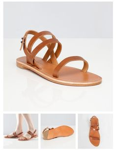 The Sandal is here.