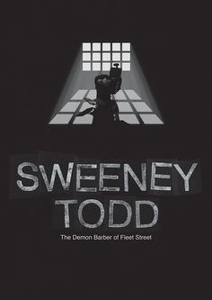 Sweeney Todd - movie poster