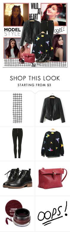 """Ariana"" by aminkicakloko ❤ liked on Polyvore featuring women's clothing, women, female, woman, misses and juniors"