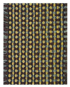 Gunta Stölzl - Bauhaus Master. Sample Upholstery fabric.Variation of plain weave Warp: bouclé yarn, bouclé viscose. Weft: thick yarn, viscose twine. 1940s