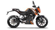 KTM 200 Duke 2013: A powerful appearance