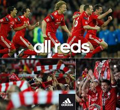 You will never walk alone! Carling Cup 2012...