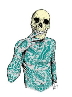 Tattoo&Skull on Behance