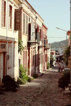Cunda Adası/ Cunda Island Turkey