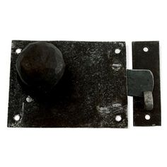 Restorers Hand Forged Iron Passage Latch  Store ID: 202130