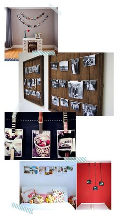 diy: decorar con fotos