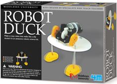 Robot Duck - Spectrum Scientifics