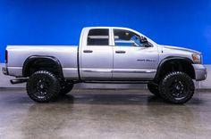 Beastly lifted 2006 Dodge Ram 3500 Laramie 4x4 5.9L Cummins Diesel Truck For Sale | Northwest Motorsport
