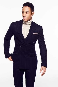 The Double-Breasted Suit http://www.menshealth.com/style/4-ways-to-dress-that-never-age/slide/1