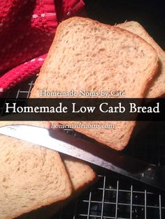 Basically, traditional yeast-risen bread but without carbs.