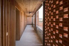 Hargood Close Architecture Today, Brick Architecture, Architecture Details, Urban Architecture, Contemporary Architecture, Brick Design, Facade Design, Stairs Canopy, Brick Steps
