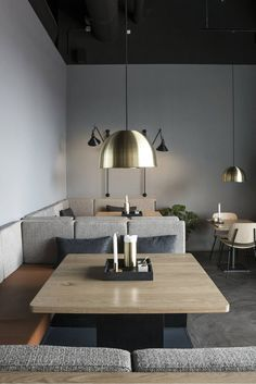 Palæo Restaurant by Johannes Torpe Studios (DK) - Google Search