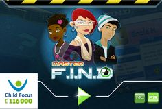 Master F.I.N.D., le Serious Game qui protège votre vie privée