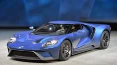 Ford GT gets sexy shape and EcoBoost power