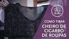 COMO TIRAR CHEIRO DE CIGARRO | A DICA DO DIA COM FLÁVIA FERRARI