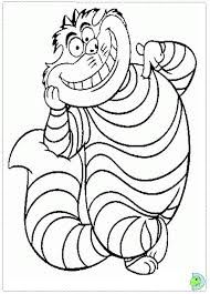 alice in wonderland coloring pages - Google Search