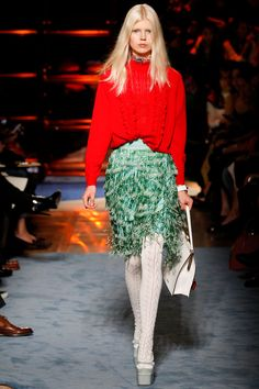 Miu Miu Spring 2014 RTW - Review - Vogue