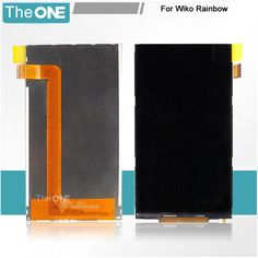For Wiko Rainbow LCD Display Screen Panel Monitor Moudle Repair Part Fix Replacement 100% Test With Tracking Number
