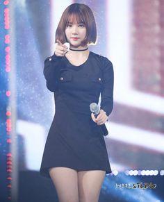 Jung Eunha 정은하 Nonsan Strawberry Festival