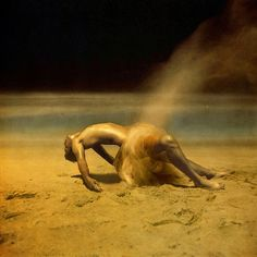The Wick Effect by wolf Shadow photography -  makes me think of Adam being create from the dust of the earth