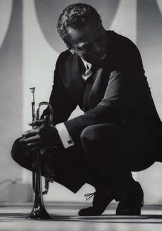 Miles Davis. In everybody's collection there has to be a Miles Davis album.