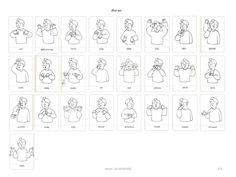 gebaren dieren Eindhoven, Sign Language Words, Love Signs, School, Kids, Languages, Lego, Parenting, Study