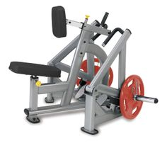 Steelflex Plate Loaded Seated Row