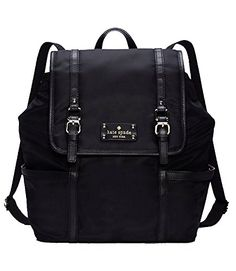 Kate Spade New York 'Union Square' Nylon Backpack, Black kate spade new york http://www.amazon.com/dp/B00KWD6U9K/ref=cm_sw_r_pi_dp_pRAMtb09J8WFV5CZ