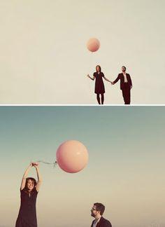 .: balloon photoshoot!!!! BIG BALLOON FILLED WITH HELIUM