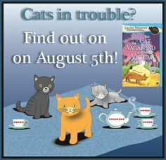The Cat The Vagabond and the Victim.  Pre-order now!